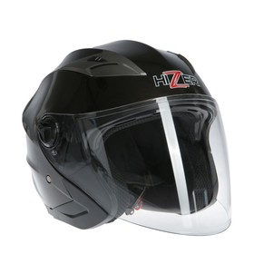 Шлем HIZER B208, размер S, коричневый Ош