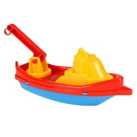 Кораблик пластмассовый Ош