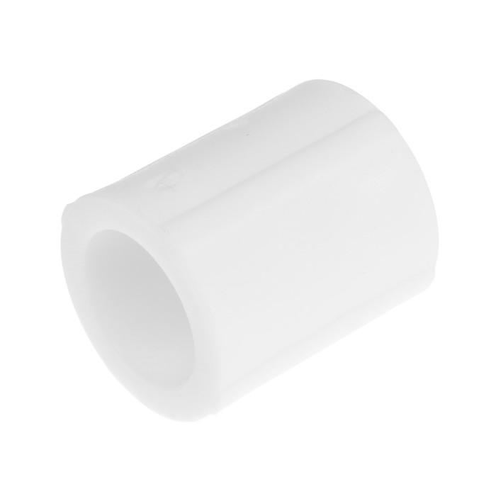 Муфта VALFEX PRO, полипропиленовая, d=20 мм