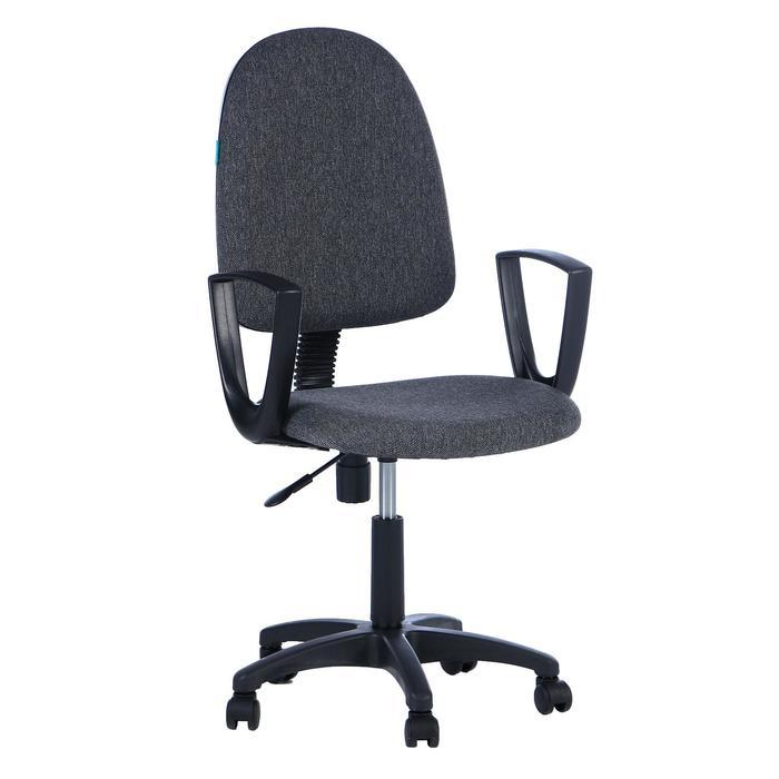 Кресло Бюрократ CH-1300N3C1 серый