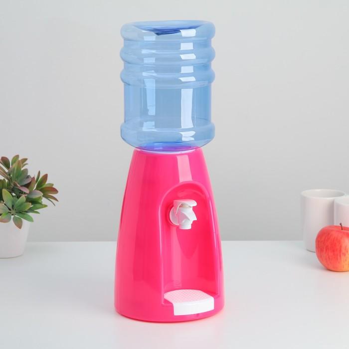 Диспенсер для напитков «Бутыль», 2,5 л, цвет МИКС