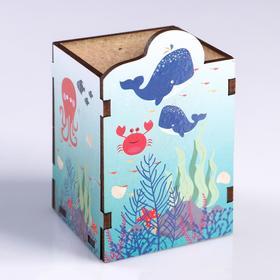 Подставка для карандашей 'Морской мир' Ош