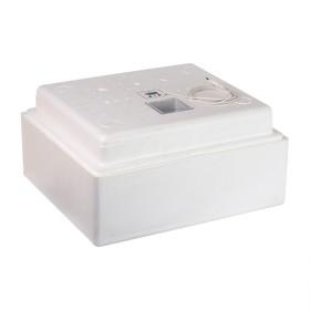 Инкубатор бытовой, на 63 яйца, автоматический переворот, цифровой термометр, 220 В Ош