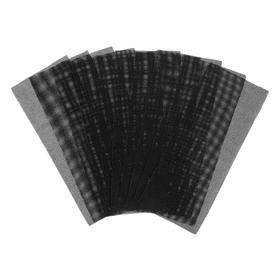 Сетка абразивная TUNDRA, водостойкая, корунд, 115 х 280 мм, Р800, 10 шт. Ош
