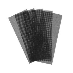 Сетка абразивная TUNDRA PRO, водостойкая, карбид кремния, 115 х 280 мм, Р220, 5 шт. Ош