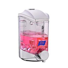 Диспенсер для жидкого мыла, 400 мл, ABS-пластик Ош