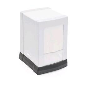Диспенсер для бумажных салфеток 14 х 9,3 см, цвет белый/серый Ош