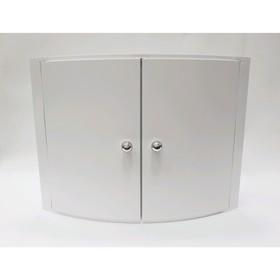 Шкафчик для ванной, 32 х 43 х 17 см, цвет белый Ош