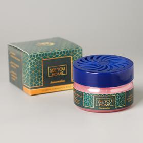 Освежитель воздуха гелевый «Изумруд» 60 гр, аромат антитабак Ош