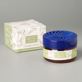 Освежитель воздуха гелевый «Французская ваниль» 60 гр Ош