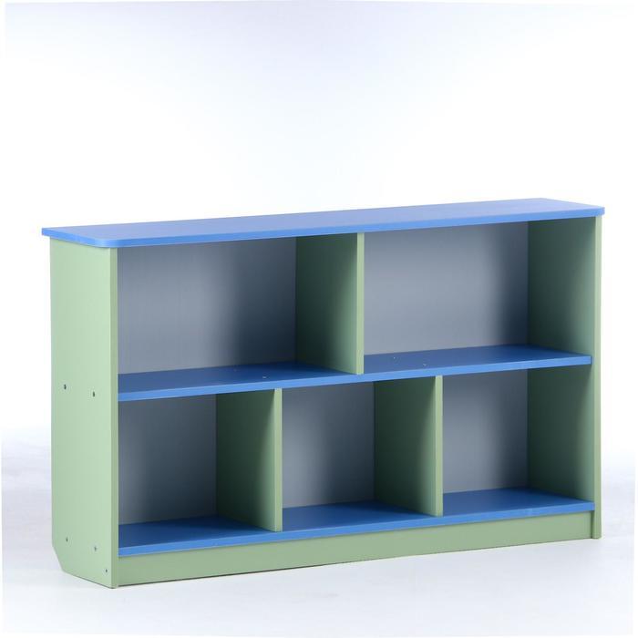 Игровой модуль №3, 1200х275х700, ЛДСП цветной