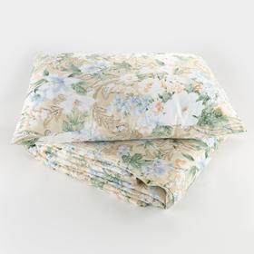 Комплект Экономь и Я: одеяло 1,5 сп, синтепон 100 гр/м + подушка 50*70 см, 100% полиэстер