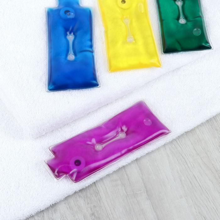 Грелка солевая медицинская физиотерапевтическая «Лор», цвет МИКС