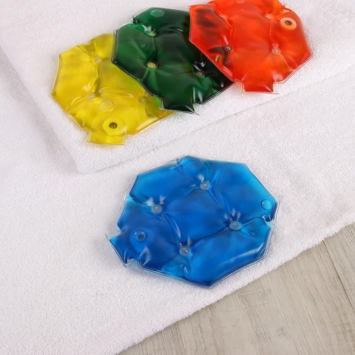 Грелка солевая медицинская физиотерапевтическая «Детская», цвет МИКС