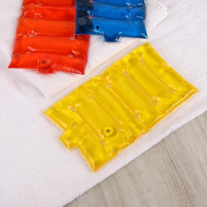 Грелка солевая медицинская физиотерапевтическая «Матрац», цвет МИКС