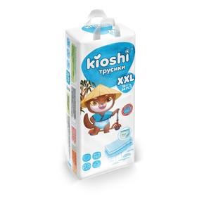 Подгузники-трусики KIOSHI XXL 16+ кг, 34 шт