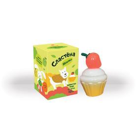 Детская душистая вода «Сластёна. Яблочко», с ароматом зелёного яблока и грейпфрута, 50 мл Ош