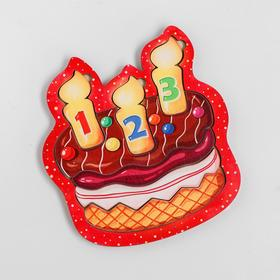Пазл «Шоколадный торт»