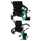 """Велосипед трёхколёсный Micio Veloce+, колёса EVA 10""""/8"""", цвет изумрудный - Фото 6"""