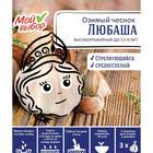 Чеснок озимый Любаша 30+, упаковка 3 шт