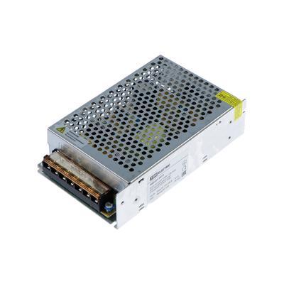 Блокпитания для светодиодных лент и модулей TDM, 100 Вт, 12 В, P20, металл