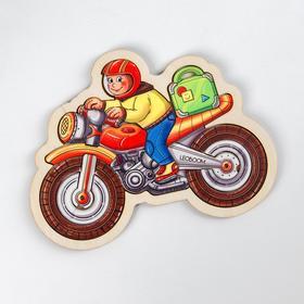 "Пазл ""Мотоцикл""  П821"