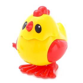 Заводная игрушка «Зверюшки», прыгает, МИКС Ош