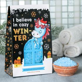 Соль в коробке Cozy winter, 400 г