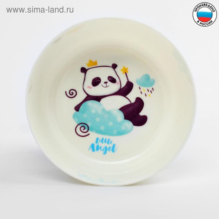 """Глубокая тарелочка """"Panda"""", 430 мл."""