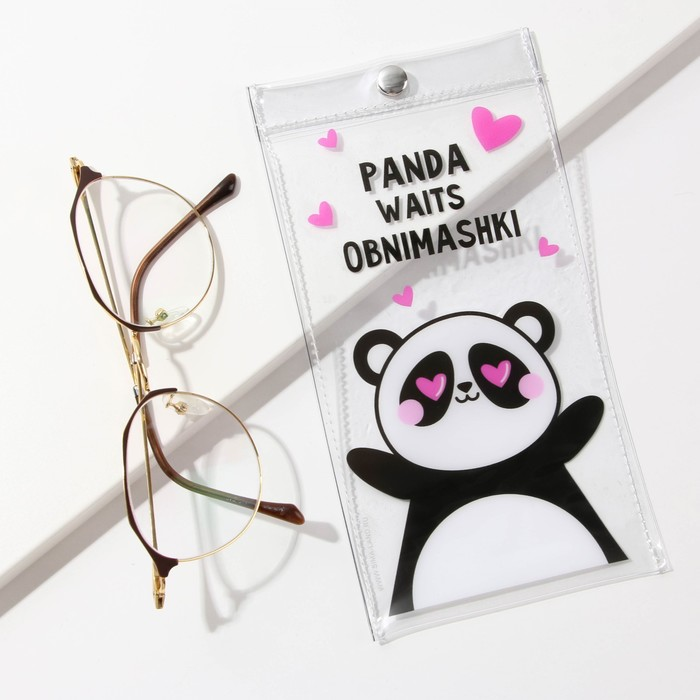Чехол для очков «Панда»