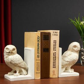 Держатель для книг 'Полярная сова' набор 2 шт, 23,5х9,5х16,5 см Ош