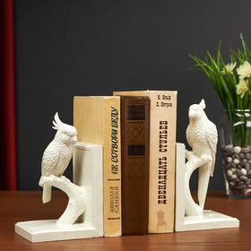 Держатель для книг 'Попугайчики' набор 2 шт, 23х9х21 см Ош