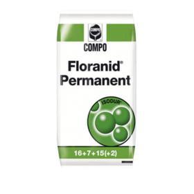 Удобрение длительного действия Compo для Газонов  Floranid Permanent, 25 кг Ош
