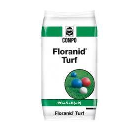 Удобрение длительного действия Compo для Газонов  Floranid Turf, 25 кг Ош