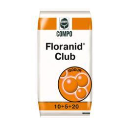 Удобрение длительного действия Compo для Газонов  Floranid Club, 25 кг Ош