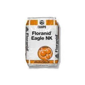Удобрение длительного действия Compo для Газонов  Floranid Eagle NK, 25 кг Ош