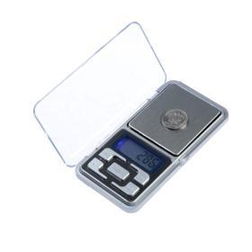 Весы LVU-02, портативные, электронные, до 200 гр Ош