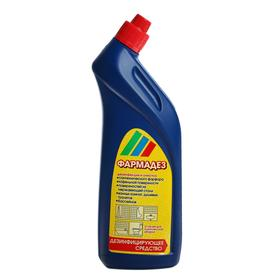 Дезинфицирующее моющее средство Фармадез, флакон, 0,5 л