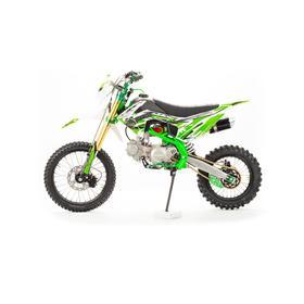 Питбайк MotoLand APEX125 E, зелёный