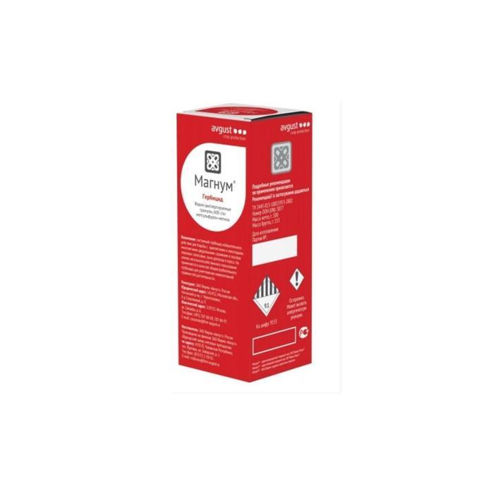 Магнум, ВДГ,600 г/л мтсульфурон Флакон 0,1 кг