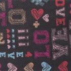 Рюкзак школьный, 2 отдела на молниях, цвет чёрный - Фото 3