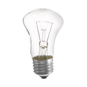 Лампа накаливания ТЭЛЗ, Б, 40 Вт, E27, 230 В, грибок