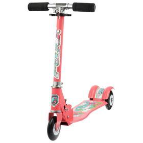 Самокат Foxx Fairy Tale, сталь, колёса PU 100 мм, ABEC-7, цвет персиковый Ош
