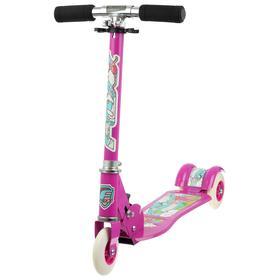 Самокат Foxx Fairy Tale, сталь, колёса PU 100 мм, ABEC-7, цвет фиолетовый Ош