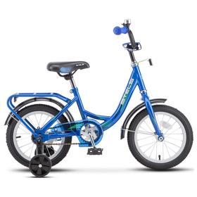 """Велосипед 14"""" Stels Flyte, Z011, цвет синий"""