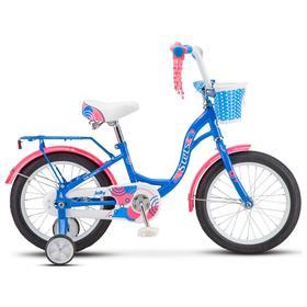 "Велосипед 16"" Stels Jolly, V010, цвет синий"