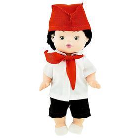 Кукла «Пионер Петя», 20 см