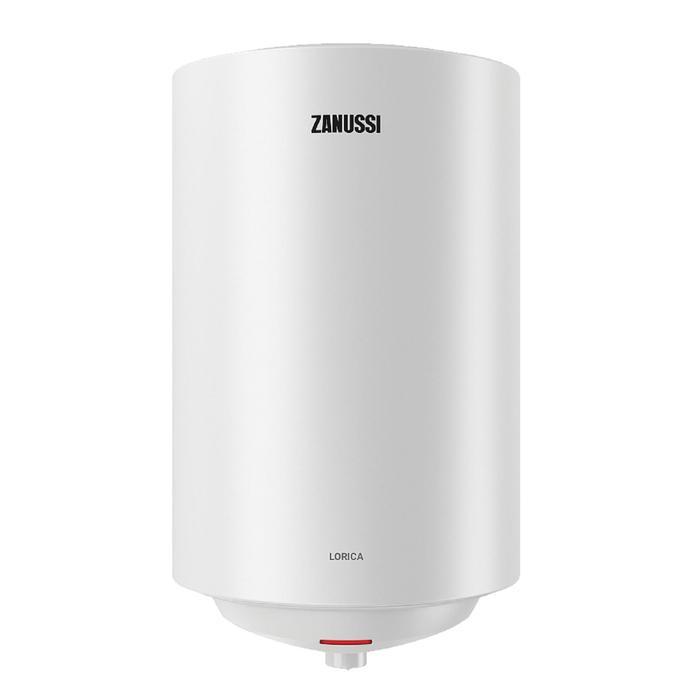 Водонагреватель Zanussi ZWH/S 30 Lorica, накопительный, 1.5 кВт, 30 л, белый