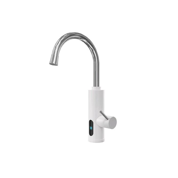 Водонагреватель Electrolux Taptronic, проточный, 3.3 кВт, 1.48 л/мин, 20°- 60°С, дисплей