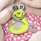 Мягкая игрушка «Зайка Ми», с лягушонком, 15 см - Фото 4